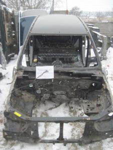 Передняя панель на L200 2006-2012 г.в.