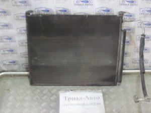Радиатор кондиционера на PRADO 120 2003 — 2009 г.в.