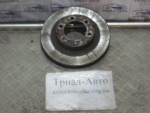 Диск тормозной передний пара на PRADO 120 2003 — 2009 г.в.