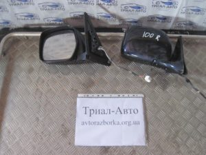 Зеркало левое на Land Cruiser 100 1998 — 2006 г.в.