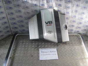 Декоративная крышка двигателя на Land Cruiser 100 1998 — 2006 г.в.