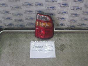 Фонарь внешний правый на Land Cruiser 100 1998 — 2006 г.в.