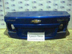 Крышка багажника на Cruze 2009-2016 г.в.