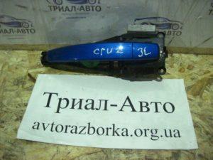 Ручка внешняя задняя левая на Cruze 2009-2016 г.в.