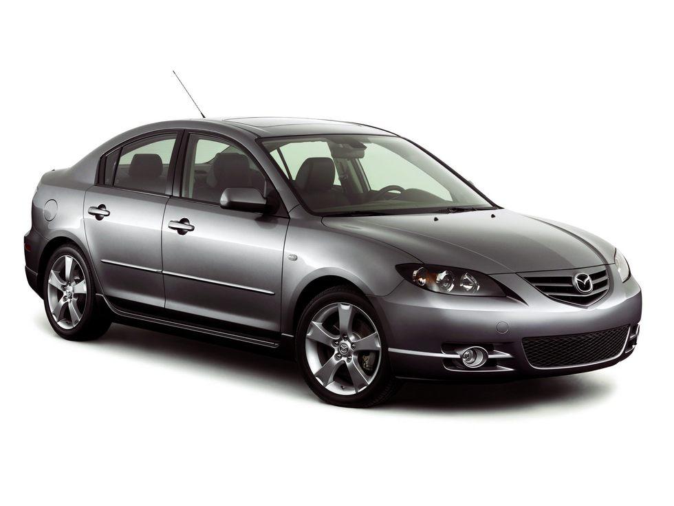 Разборка Mazda 3 2003-2009 г.в.