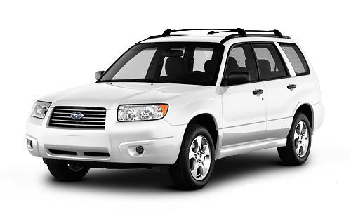 Разборка Subaru Forester 2006-2007 г.в.