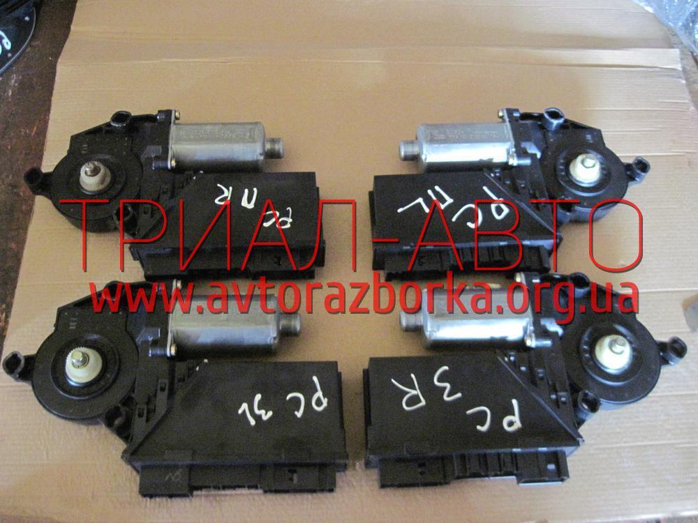 Моторчик стеклоподъемника на Porsche Cayenne 2003-2009 г.в.