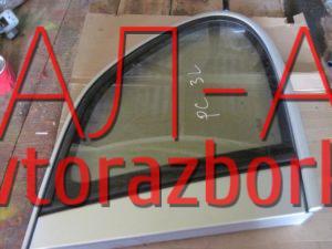 Стекло боковое в кузов левое на Porsche Cayenne 2003-2009 г.в.