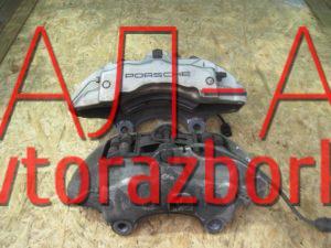 Суппорт передний на Porsche Cayenne 2003-2009 г.в.