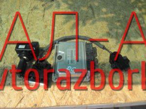 Блок управления двигателем на Porsche Cayenne 2003-2009 г.в.