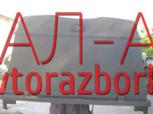 Шторка багажника на Porsche Cayenne 2003-2009 г.в.