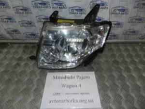 Фара левая ксенон 8301A915 8301B531 на Mitsubishi Pajero Wagon 4