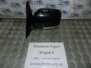 Зеркало левое 7632A489 на Mitsubishi Pajero Wagon 4