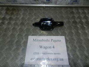 Ручка внешняя задняя левая на Mitsubishi Pajero Wagon 4