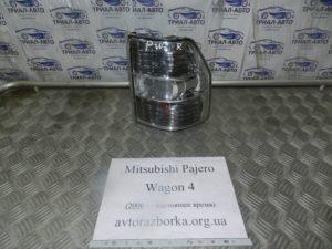 Фонарь правый на Mitsubishi Pajero Wagon 4