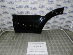 Накладка двери задняя левая на Mitsubishi Pajero Wagon 4