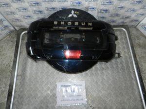 Чехол запасного колеса на Mitsubishi Pajero Wagon 4