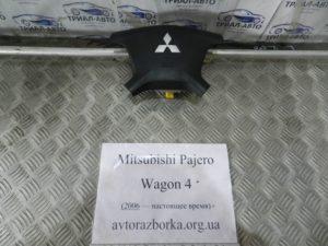 Подушка в руль на Mitsubishi Pajero Wagon 4