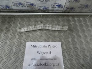 Кронштейн бампера задний левый на Mitsubishi Pajero Wagon 4