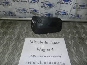 Брызговик задний левый на Mitsubishi Pajero Wagon 4