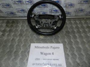 Руль на Mitsubishi Pajero Wagon 4