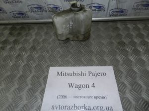 Бачок радиатора MR404879 на Mitsubishi Pajero Wagon 4