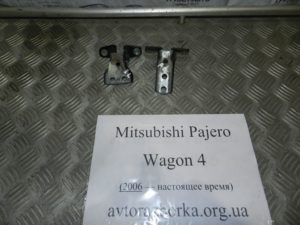 Навесы двери передней правой пара на Mitsubishi Pajero Wagon 4
