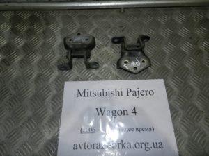 Навес крышки багажника на Mitsubishi Pajero Wagon 4