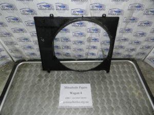 Диффузор на Mitsubishi Pajero Wagon 4