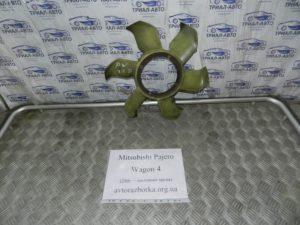 Крыльчатка вентилятора на Mitsubishi Pajero Wagon 4