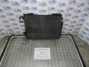 Радиатор кондиционера 7812A156 на Mitsubishi Pajero Wagon 4