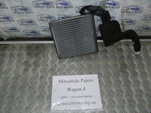 Осушитель печки на Mitsubishi Pajero Wagon 4