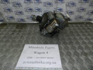 Модуль ABS всборе на Mitsubishi Pajero Wagon 4