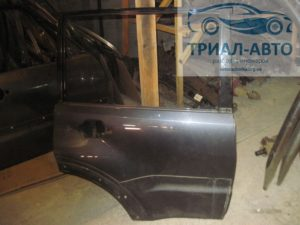 Дверь задняя правая на Mitsubishi Pajero Wagon 4