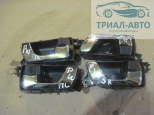 Ручка двери внутренняя на Mitsubishi Pajero Wagon 4