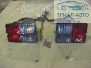 Катафот активный на Mitsubishi Pajero Wagon 4