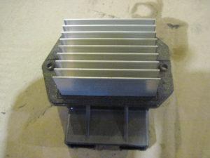 Резистор печки на Mitsubishi Pajero Wagon 4