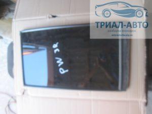 Стекло двери угловое на Mitsubishi Pajero Wagon 4