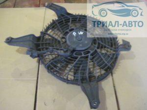 Вентилятор радиатора кондиционера на Mitsubishi Pajero Wagon 4
