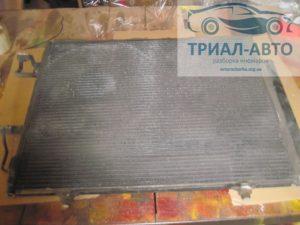 Радиатор кондиционера на Mitsubishi Pajero Wagon 4