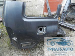 Четверть задняя правая на Mitsubishi Pajero Wagon 4