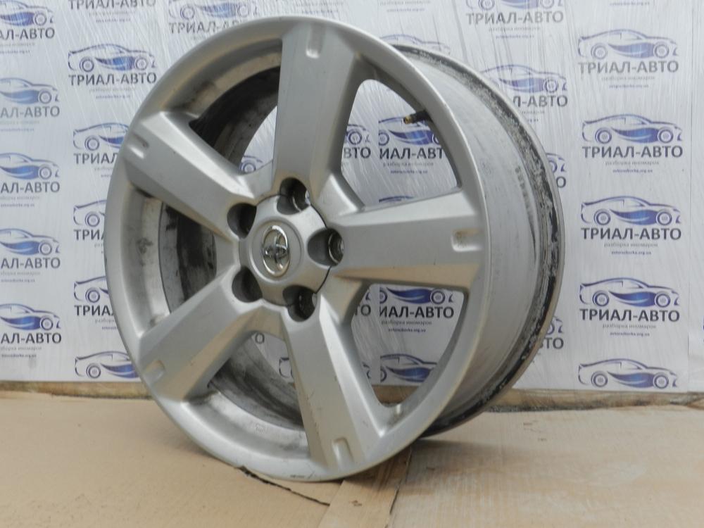 Диски Toyota RAV 4 R17