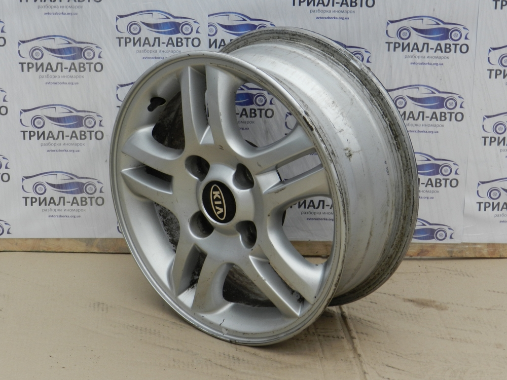 Диски Kia Cerato R15