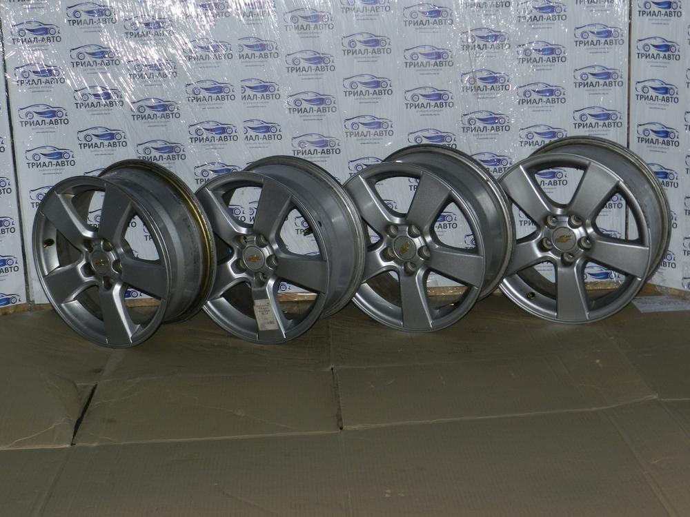 Диски Chevrolet Cruze R16