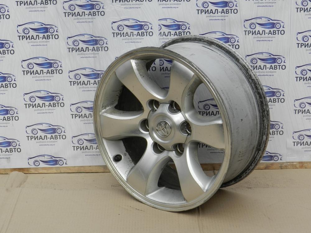 Диски Toyota Prado 120 R17