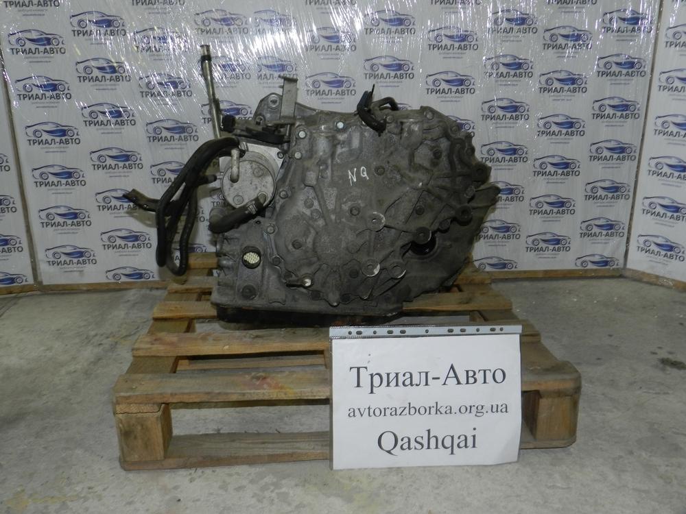 Коробка передач на Nissan qashqai