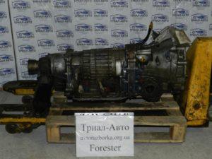 Коробка передач на Subaru Forester