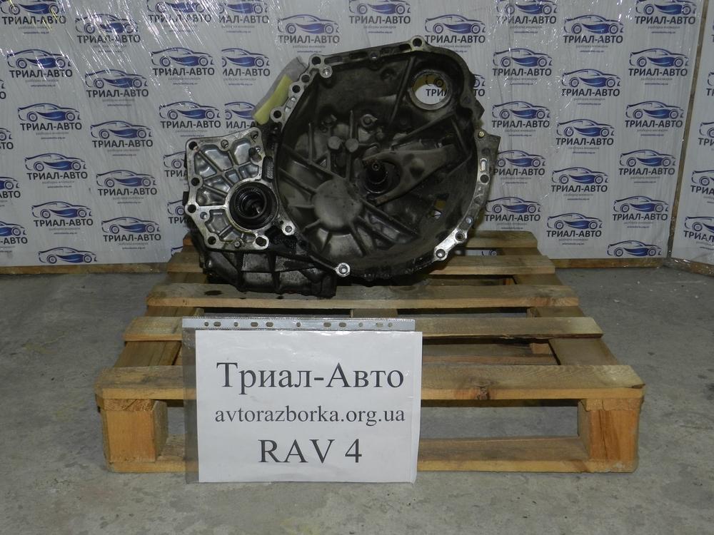 Коробка передач на Toyota RAV-4