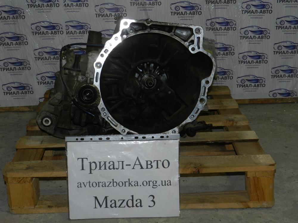 Коробка передач на Mazda 3