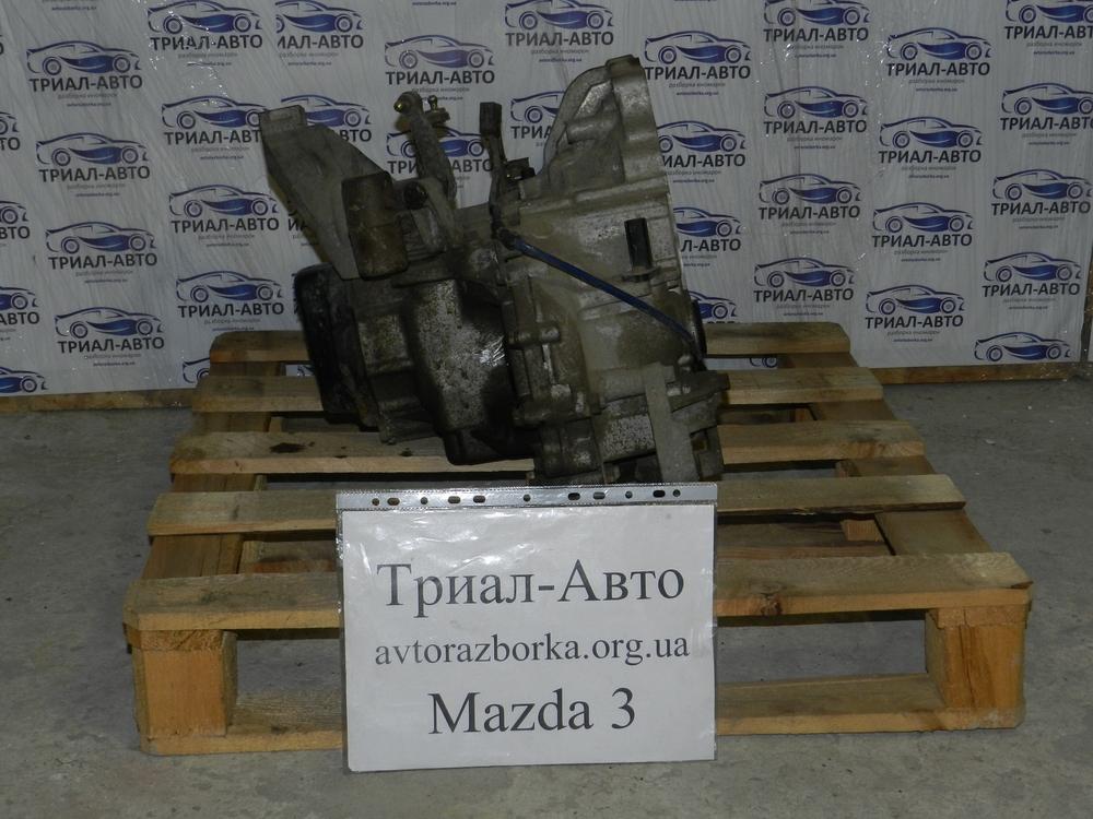 Коробка передач Mazda 3 1.6